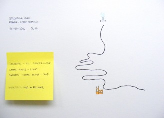 Soundwalk Map